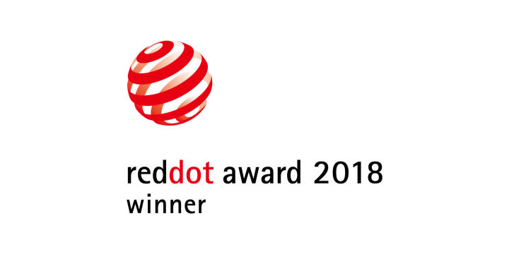 Cubiio wins the red dot award